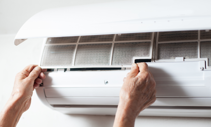 How To Reset Your Air Conditioner Unit