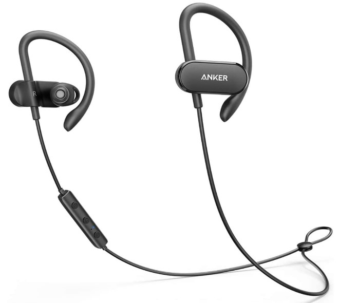 Anker Sound Buds Curve - Cheap Bluetooth Earbuds
