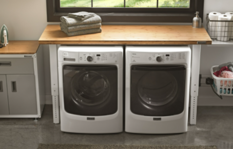 How To Reset Maytag Washer