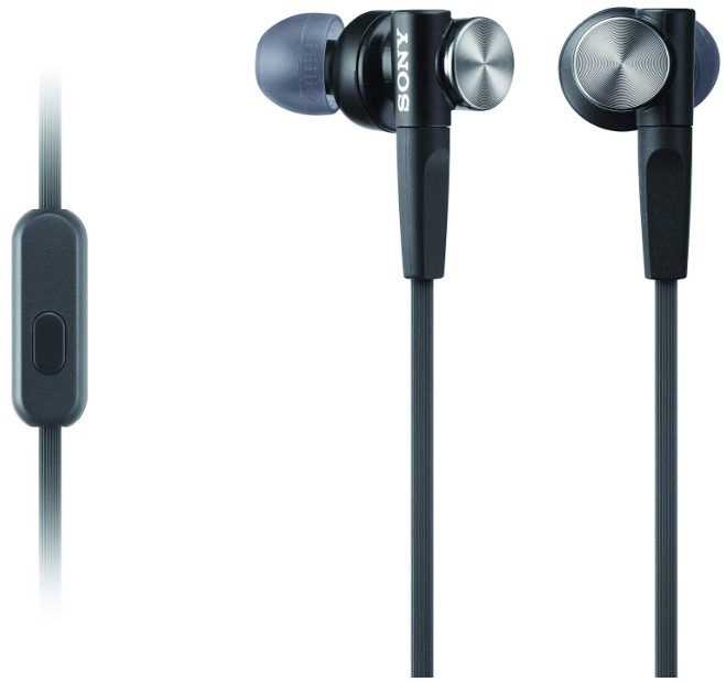 Sony MDR-XB50AP - Best Earbuds On A Budget