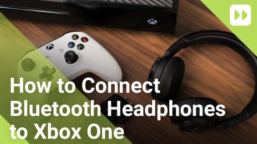 How to Connect Any Bluetooth Headphones to Xbox One