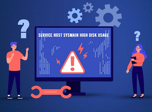 Sysmain High Disk Usage in Windows 10 - How To Fix It