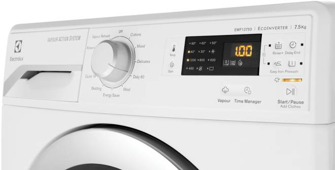 How To Reset Electrolux Dryer